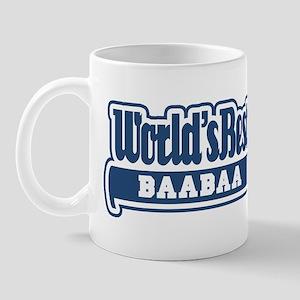 WB Dad [Persian] Mug
